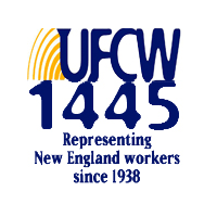 UFCW 1445 log - representing New England workers since 1938