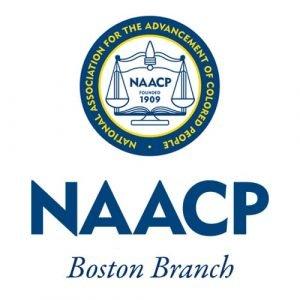 NAACP Boston Branch logo