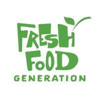 Fresh Food Generation Logo