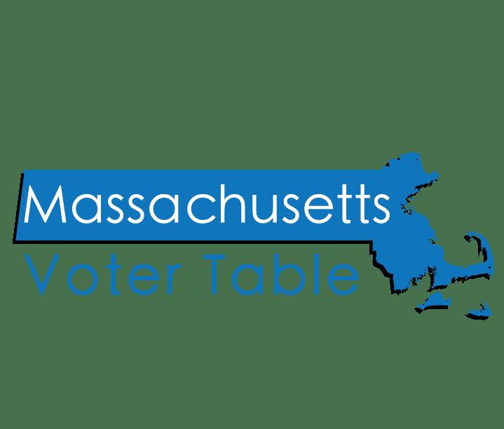 Massachusetts Voter Table logo