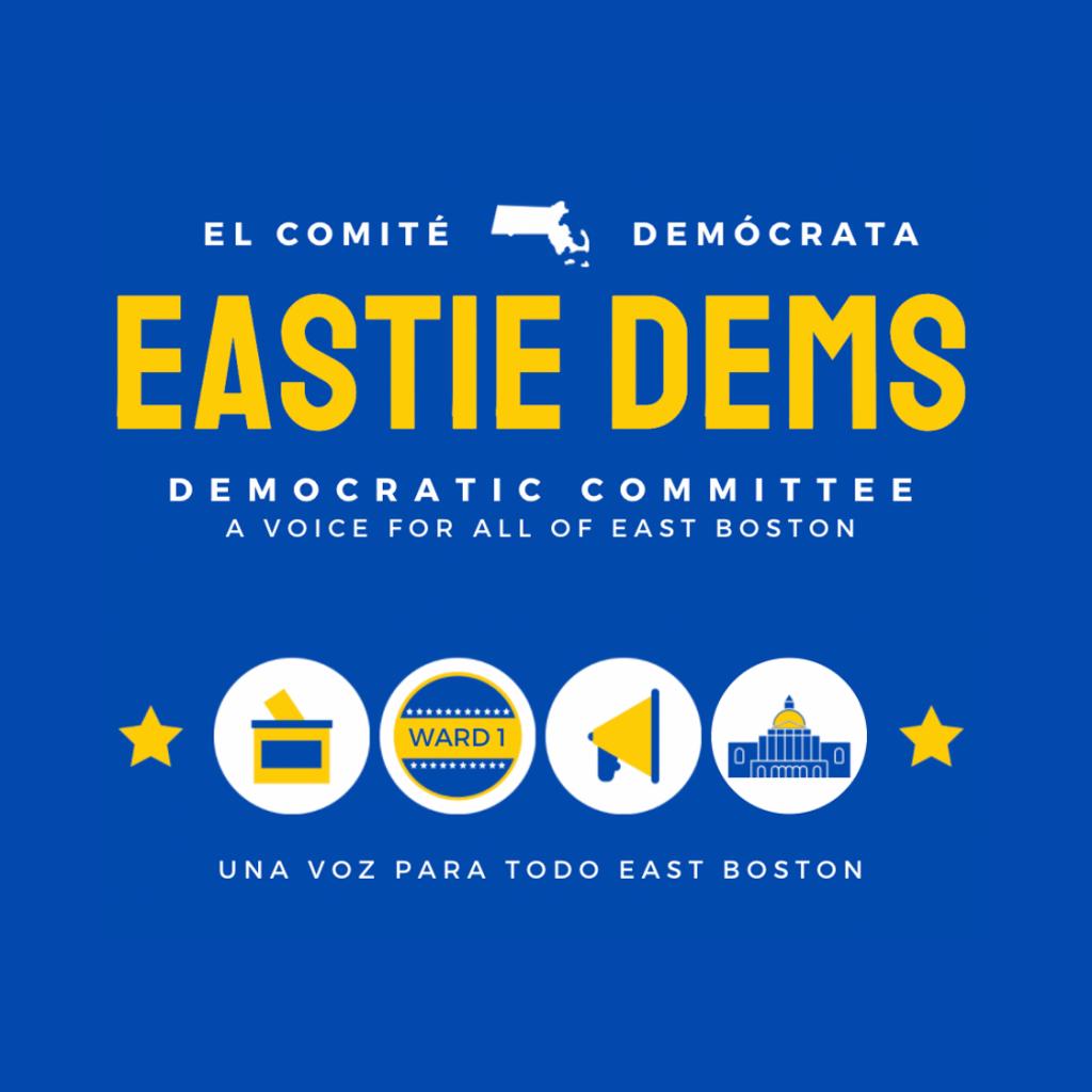 Eastie Dems Democratic Committee logo